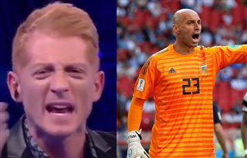 Selección Argentina: Martín Liberman arremete contra Caballero