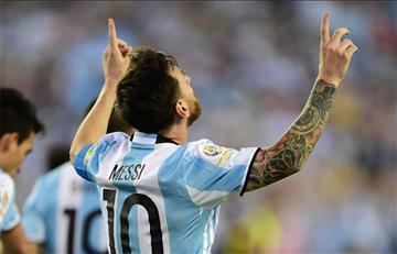 Selección Argentina: un rezo al Dios argentino
