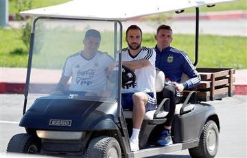 Argentina vs Nigeria: Armani al arco y Pavón como socio de Messi