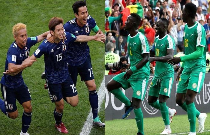 Japón y Senegal lideran su grupo en el Mundial. Foto: EFE