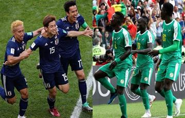 Japón vs Senegal EN VIVO ONLINE por el Mundial de Rusia