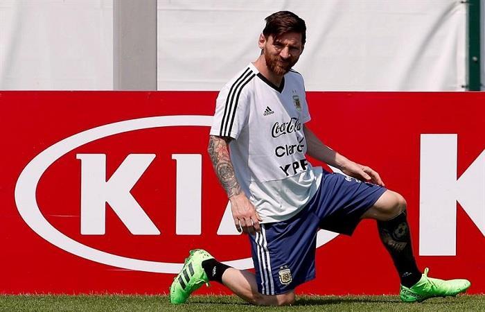 Lionel Messi cumple años este domingo. (FOTO: EFE)