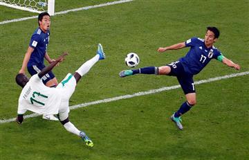 Japón y Senegal igualaron en un partidazo y son líderes del Grupo H