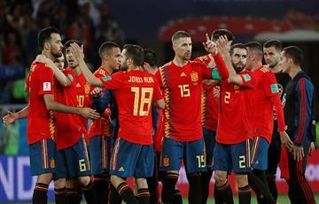 España iguala ante Marruecos y se clasifica como líder del Grupo B