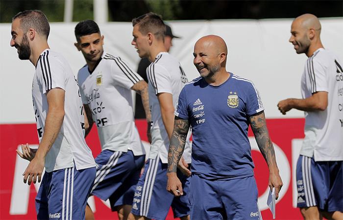 Selección Argentina (Foto: EFE)