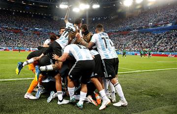 Argentina venció a Nigeria y se clasifica a los octavos de la Copa del Mundo