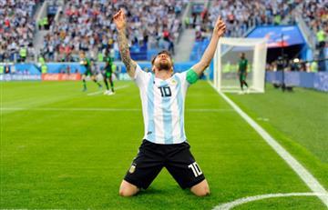 """Lionel Messi: """"Sabía que Dios está con nosotros"""""""