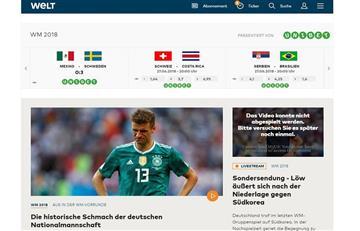 Alemania eliminada del Mundial: así informó la prensa teutona la eliminación