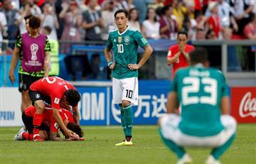 ¡La maldición del campeón! Alemania se despide del mundial tras caer ante Corea del Sur