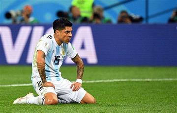 Argentina se entrenó sin Enzo Pérez y ya se maneja el posible 11 ante Francia