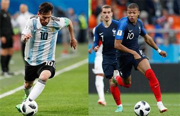 Argentina vs Francia: el historial mundialista entre ambas selecciones