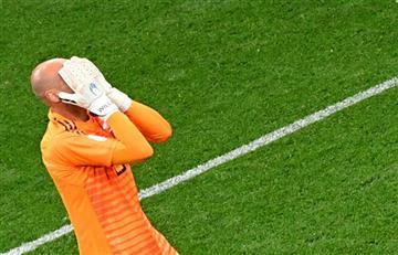 Selección Argentina: El mensaje de Willy Caballero tras el error ante Croacia