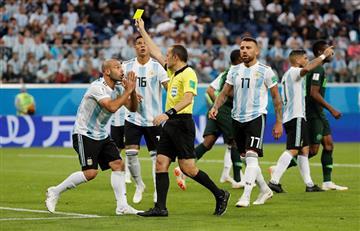 Argentinva vs Francia: los jugadores que se perderían los cuartos si reciben tarjetas