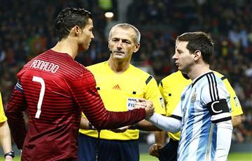 Rusia 2018: el posible cruce entre Messi y Cristiano en cuartos