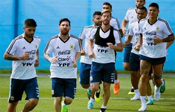 Selección Argentina: en Kazán por el pase a cuartos
