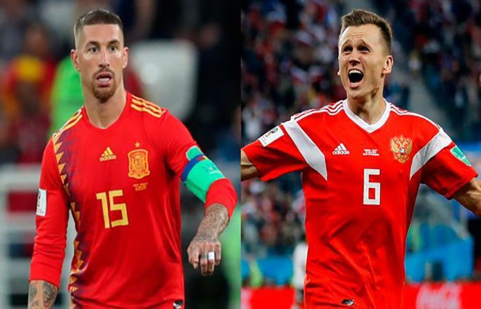 España no la tendrá fácil ante los anfitriones. (FOTO: EFE)