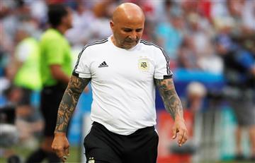 Selección Argentina: ¿Cuál es el futuro de Jorge Sampaoli?