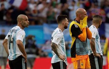 Selección Argentina: el fin de la era de los 'históricos'