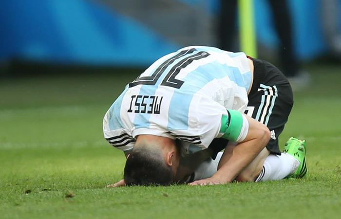Lionel Messi no apareció en este Mundial. (FOTO: AFP)