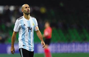 Selección Argentina: El adiós de Javier Mascherano