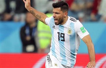 Sergio Agüero define su futuro en la Selección Argentina