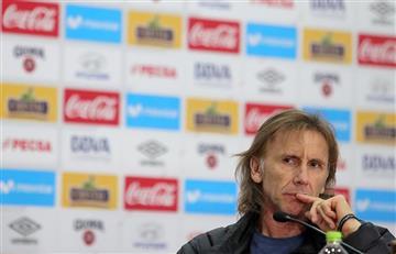 """Ricardo Gareca: """"Soy un técnico libre"""""""