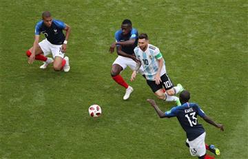 Selección Argentina: la estrategia de Francia que anuló a Messi