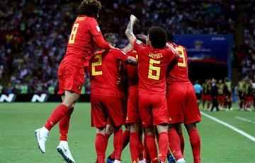 Bélgica derrota a Brasil el último representante sudamericano y avanza a semifinales