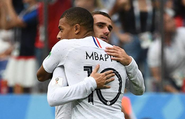 Francia se perfila como el candidato más sólido del Mundial. (FOTO: AFP)