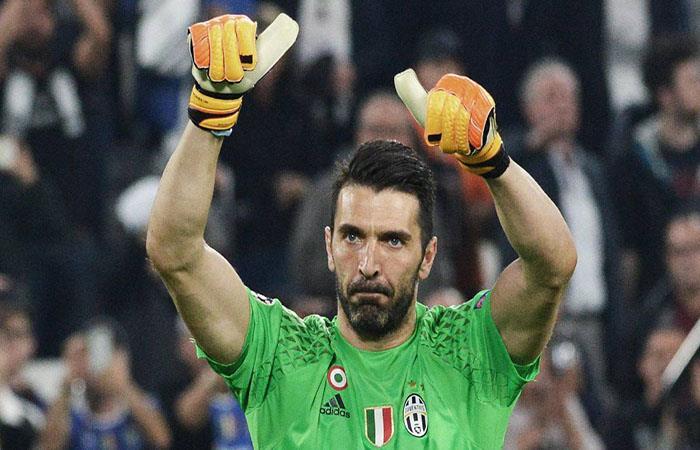 Gianluigi Buffon. (FOTO: AFP)