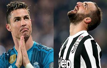 Gonzalo Higuaín, clave en el fichaje de Cristiano Ronaldo por la Juventus