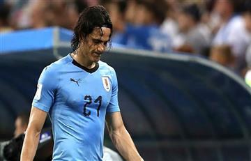 Uruguay vs Francia: Edinson Cavani arranca en la banca