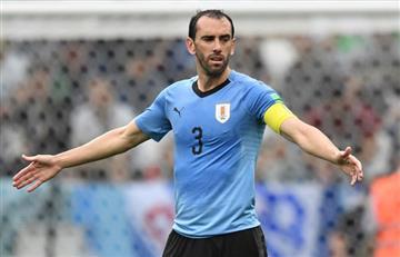 Uruguay vs Francia: el récord obtenido por Diego Godín durante el partido