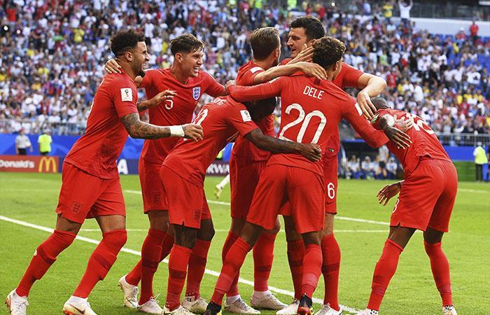 Inglaterra venció 2-0 a Suecia (Foto: EFE)
