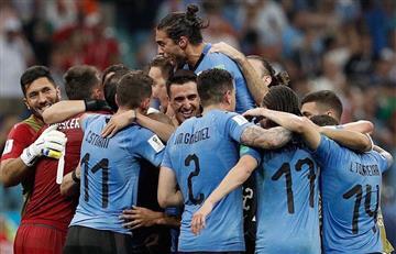 La evolución de Uruguay se queda a medias