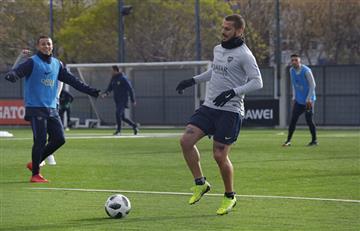 Boca Juniors: Darío Benedetto alista la pretemporada recuperado
