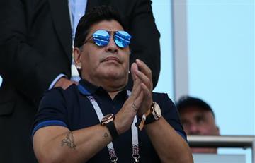 """Diego Maradona: """"Europa roba jugadores africanos para nacionalizarlos"""""""