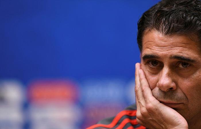Fernando Hierro (Foto: AFP)