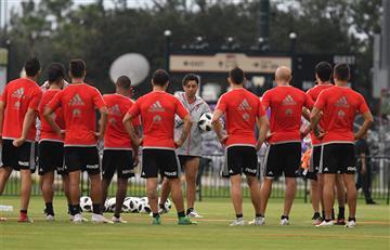 River Plate: Marcelo Gallardo confirmó la alineación que saldrá frente al Saprissa