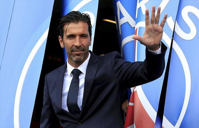 Gianluigui Buffon. Foto: Twitter