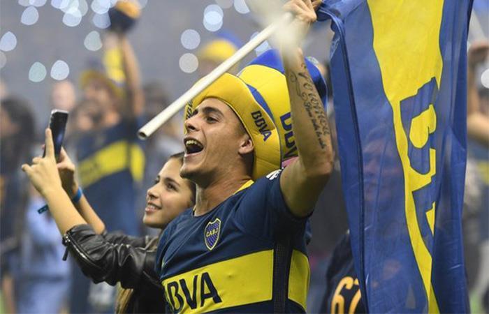 Boca Juniors: Cristian Pavón renovó con una cláusula millonaria