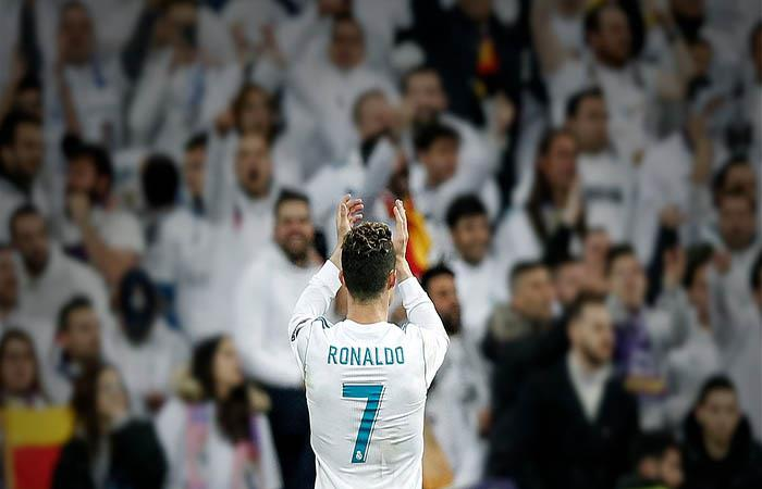 Cristiano Ronaldo se despide del Real Madrid. (FOTO: Twitter)
