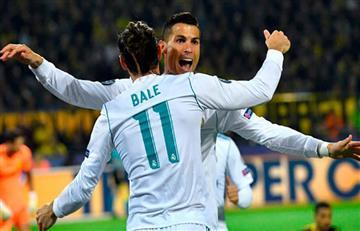 Cristiano Ronaldo: los jugadores del Real Madrid despiden al crack portugués