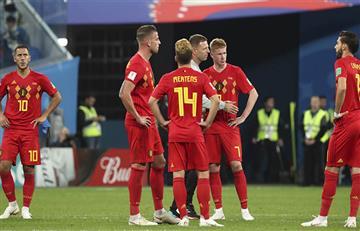 Ruia 2018: ¿cómo jugó Bélgica en el uno por uno?