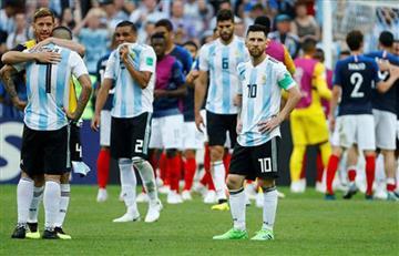 Selección Argentina: Paolo Maldini criticó duramente a la 'albiceleste'