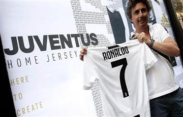 Cristiano Ronaldo: la página de la Juventus colapsa por pedidos de camisetas