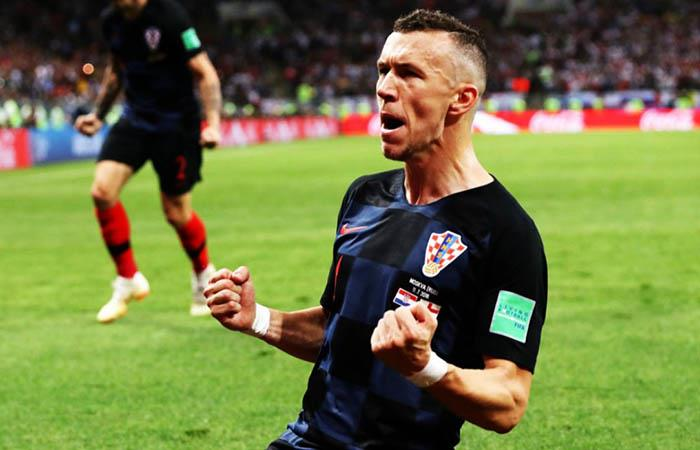Inglaterra vs Croacia: el gol de Perisic que mandó el partido a suplementarios