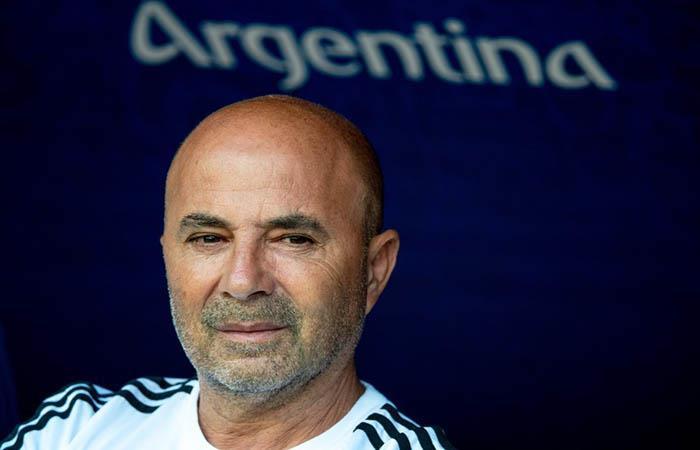Jorge Sampaoli no dirigirá a la Sub 20