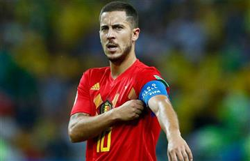 Rusia 2018: Eden Hazard desmereció la victoria de Francia