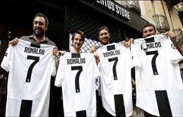 Cristiano Ronaldo: fecha y hora de su presentación en la Juventus